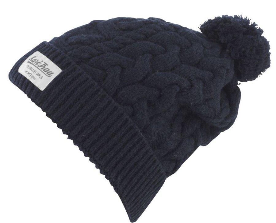Zimní dámská čepice SAUE BEANIE, KARI TRAA