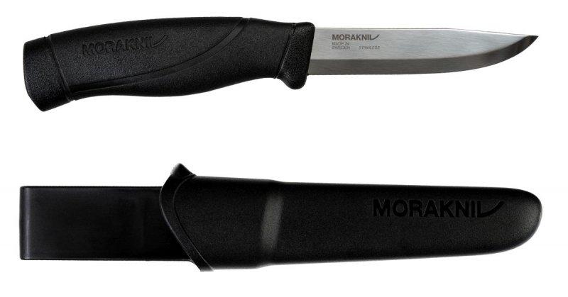 Nůž s pevnou čepelí Companion HeavyDuty, Morakniv