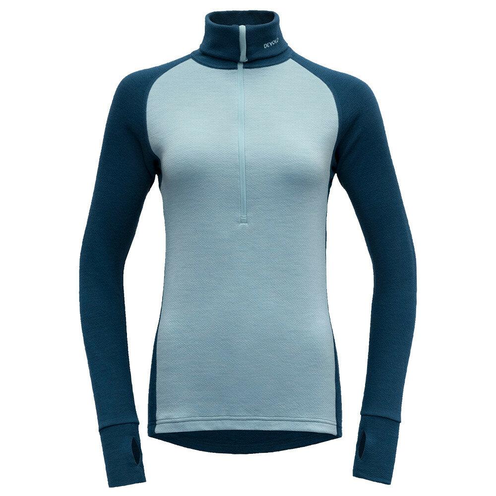 Dámské tričko Devold EXPEDITION WOMAN ZIP NECK