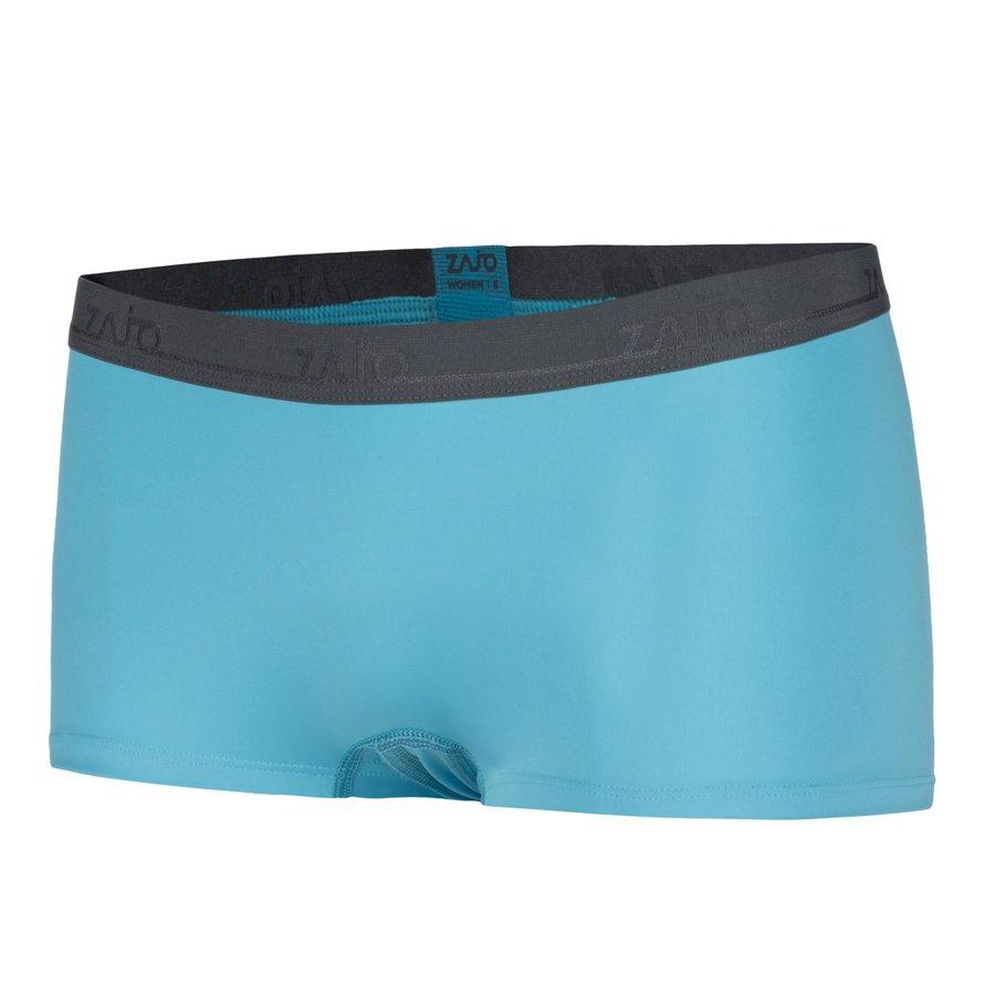 Modré dámské kalhotky Litio W Briefs, Zajo