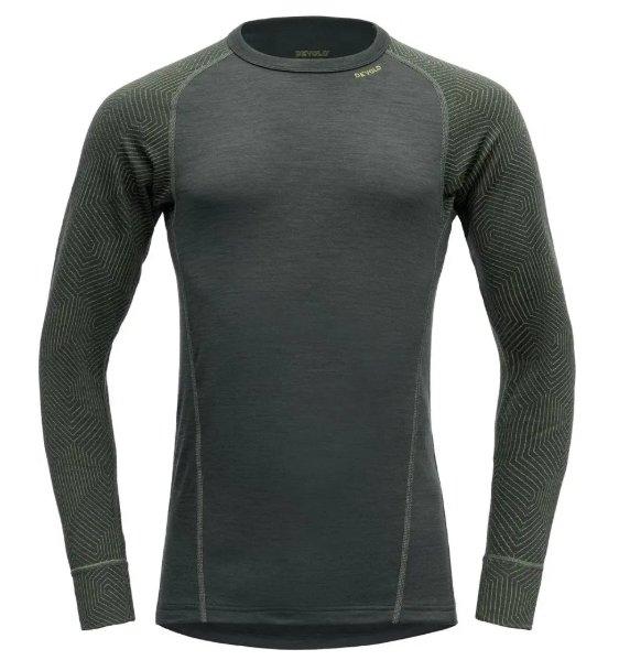 Merino pánské tričko Duo Active Man, Devold - velikost XL