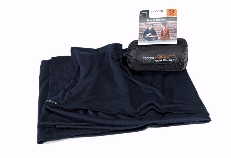 Cestovní deka Cocoon Merino Wool/Silk Blanket