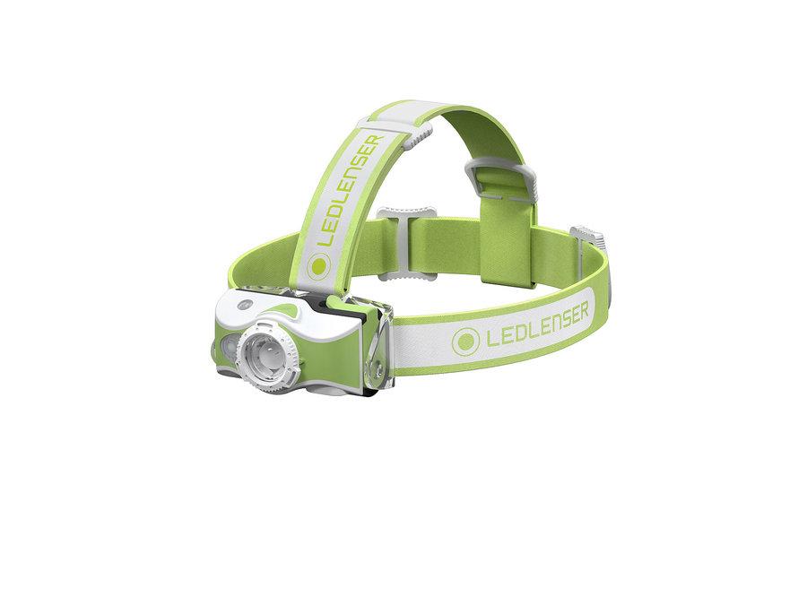 Zelená čelovka MH7, Ledlenser