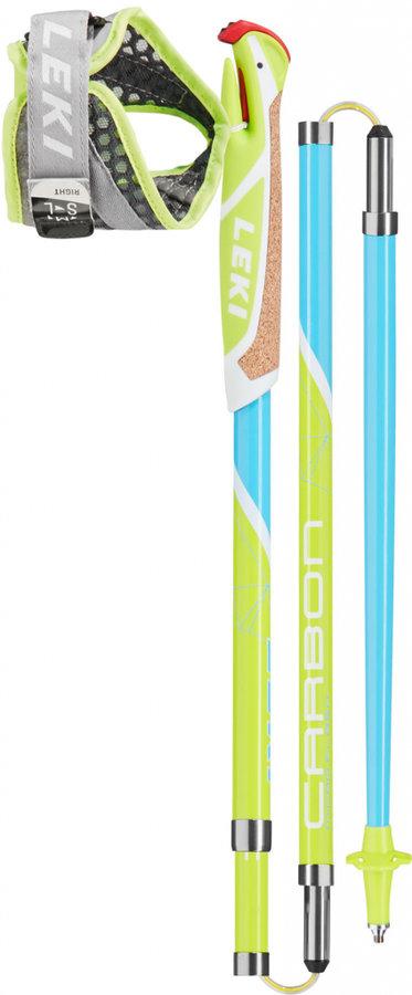 Běžecké hole Micro Flash Carbon, Leki - délka 125 cm