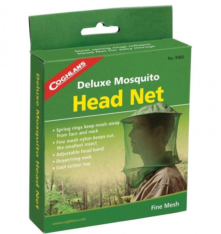 Moskytiéra Deluxe Head Net, Coghlan´s
