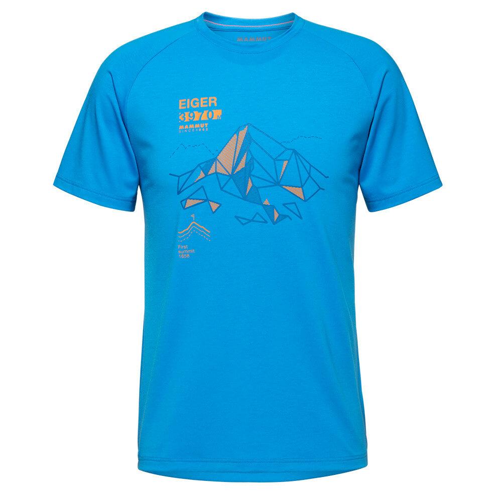 Tričko Mammut Mountain T-Shirt Men - velikost M