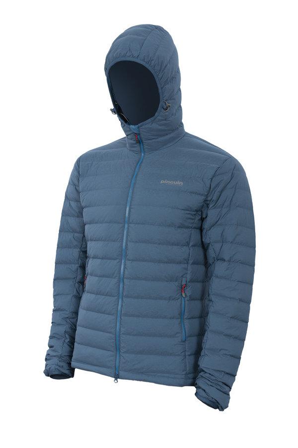 Péřová zimní pánská bunda Summit men jacket, Pinguin