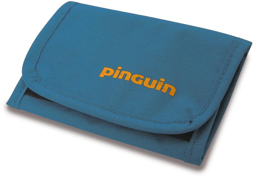 Modrá peněženka Wallet, Pinguin