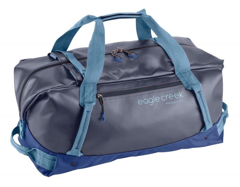 Modrá cestovní taška Migrate Duffel, Eagle Creek - objem 60 l