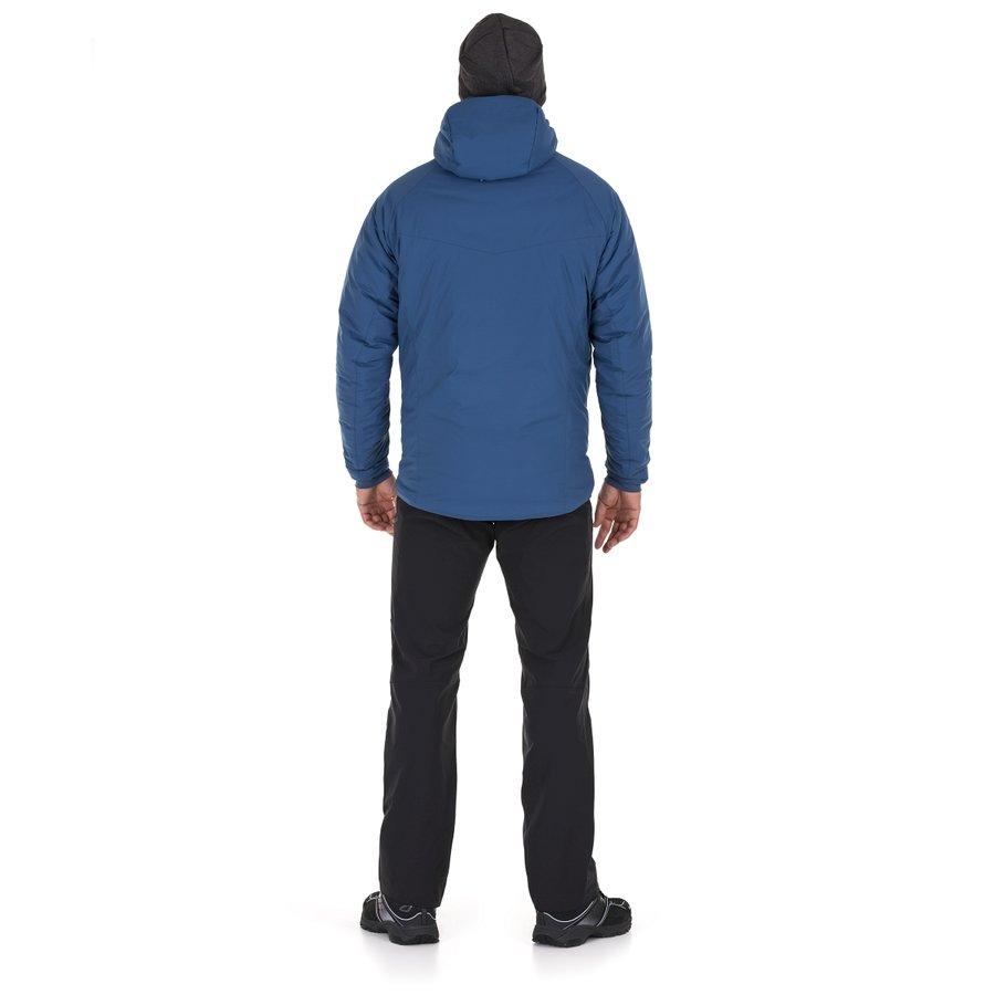 Zimní pánská bunda Narvik Jkt, Zajo - velikost XL