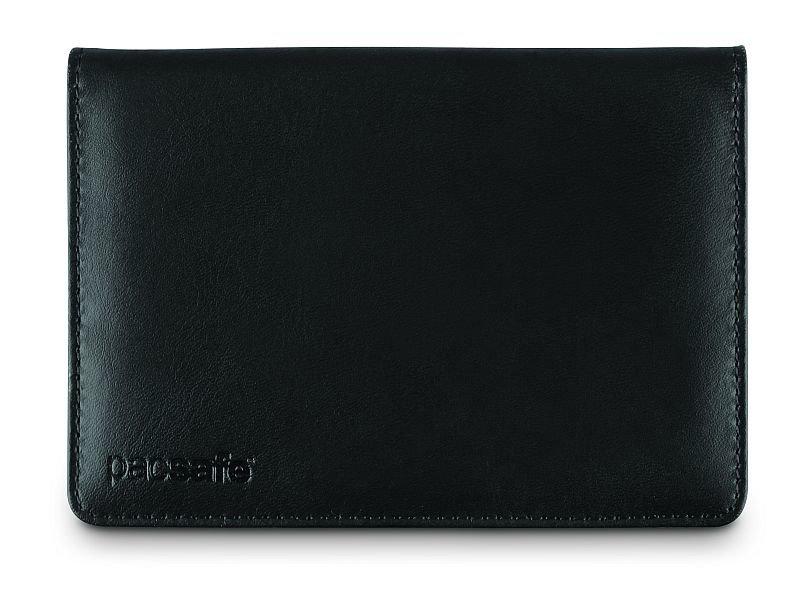 Černá peněženka RFIDexecutive, Pacsafe