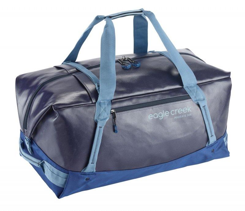 Modrá cestovní taška Migrate Duffel, Eagle Creek - objem 90 l