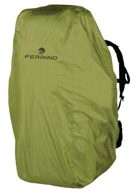 Zelená pláštěnka na batoh COVER 0, Ferrino - velikost S