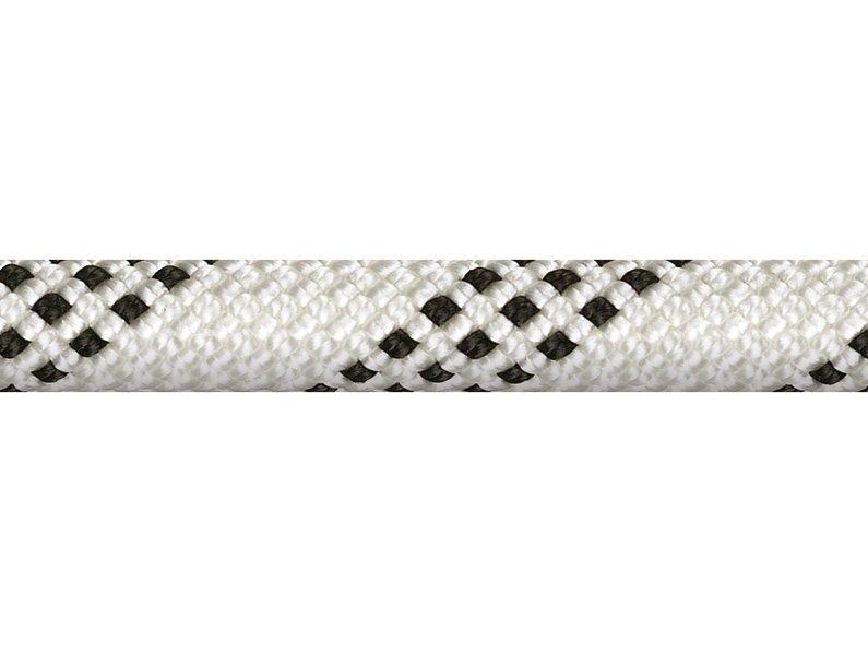 Bílé lano statické Contract, Beal - délka 50 m a tloušťka 10,5 mm