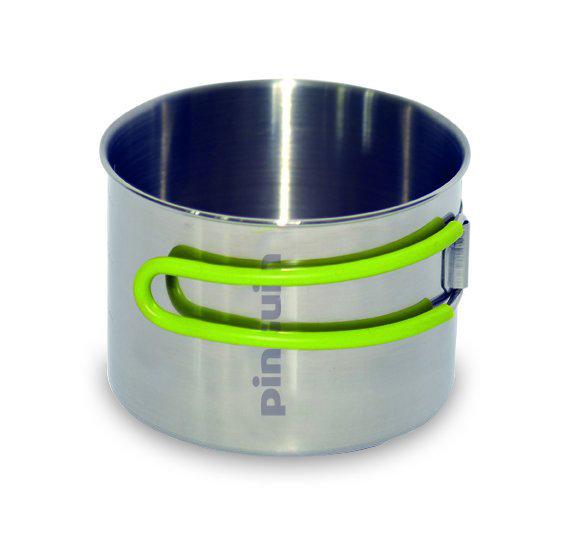 Hrnek Mug Steel 0.5 L, Pinguin - objem 0,5 l