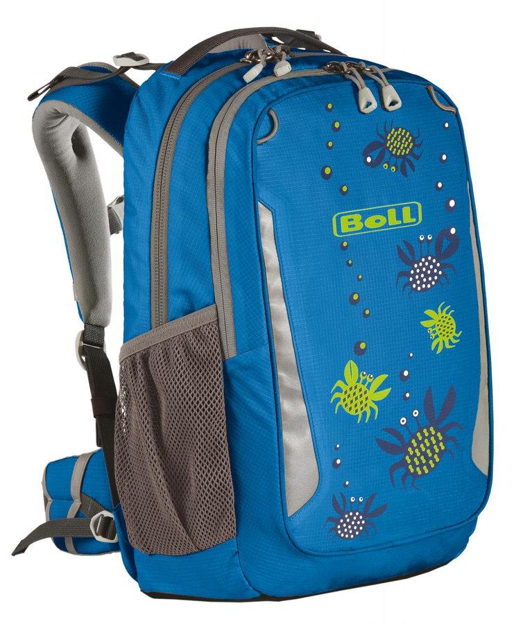 Modrý studentský dětský batoh School Mate 18, Boll - objem 18 l