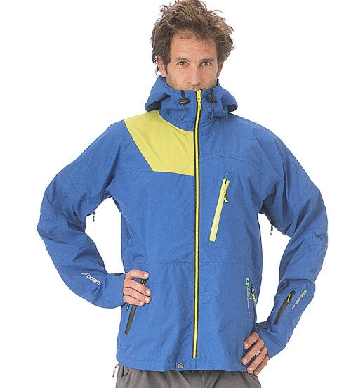 Pánská bunda s kapucí Technical, Mill - velikost M
