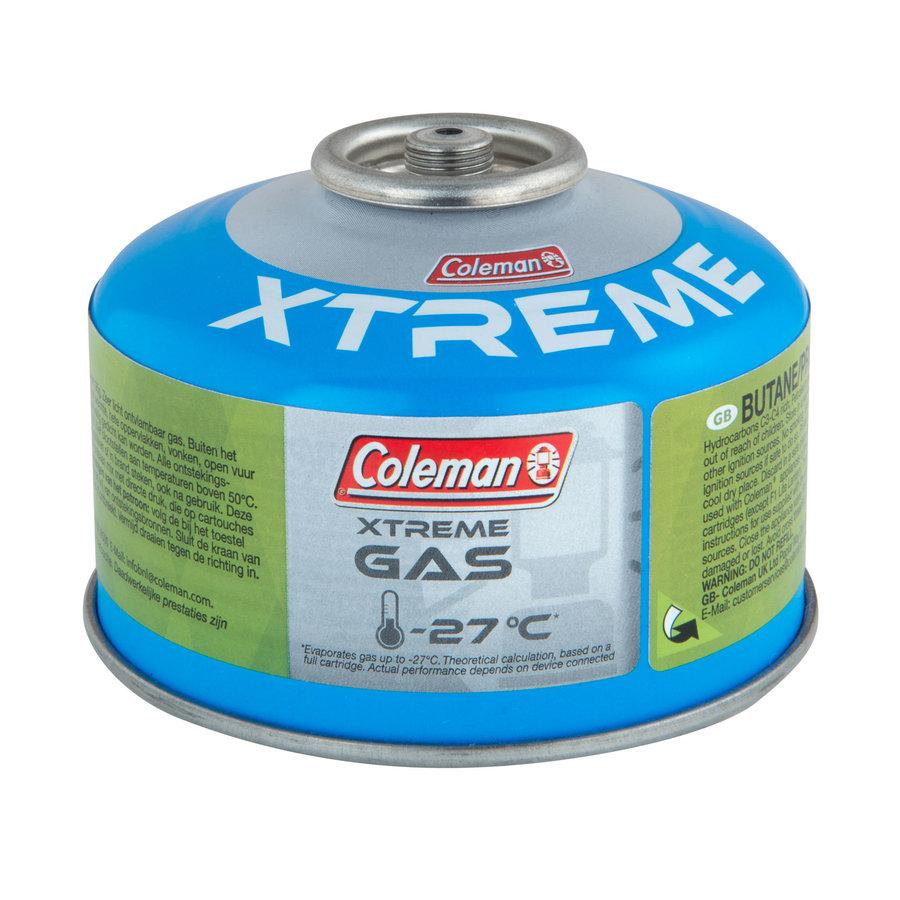 Plynová kartuše šroubovací C100 Extreme, Coleman