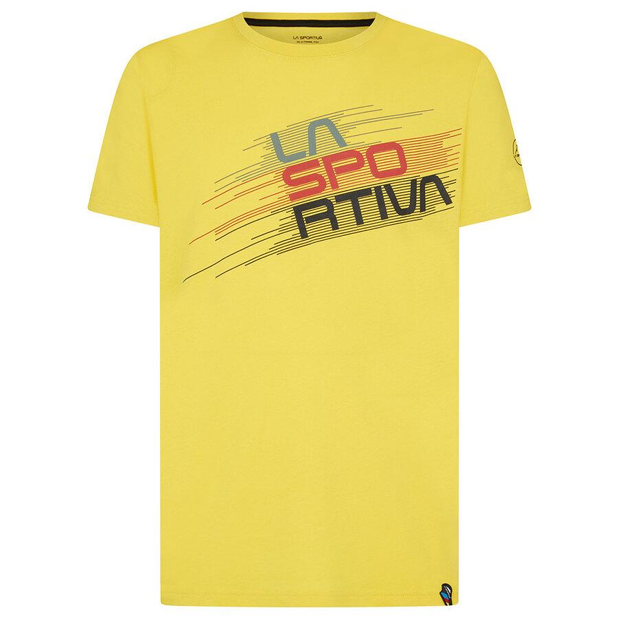 Tričko La Sportiva Stripe Evo T-Shirt Men - velikost M