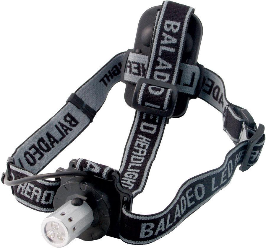 Čelovka PLR048 Minilite, Baladeo