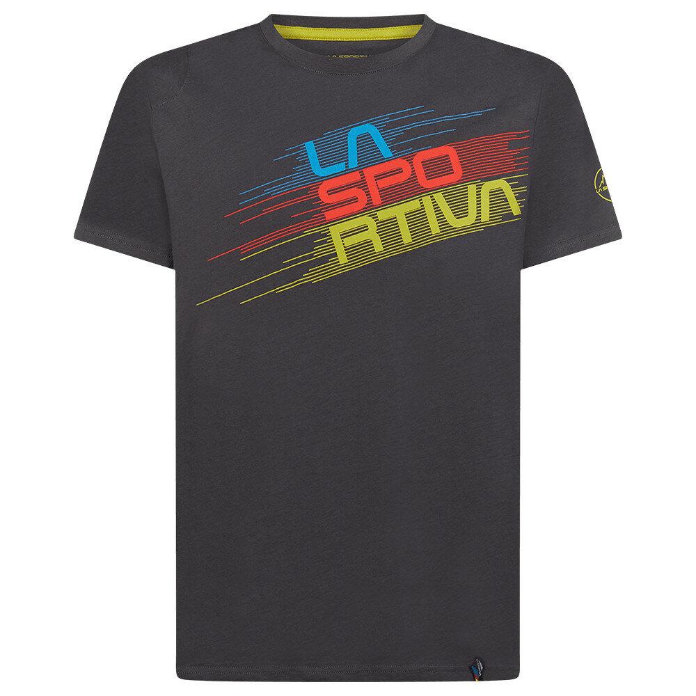 Tričko La Sportiva Stripe Evo T-Shirt Men - velikost L