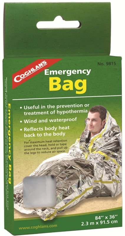 Termofólie Emergency Bag, Coghlan´s
