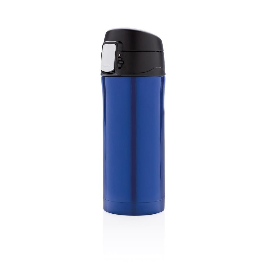 Modrý hrnek termo Easy, Loooqs - objem 300 ml