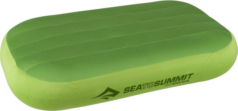 Nafukovací polštář Aeros Premium Pillow Deluxe, Sea to Summit