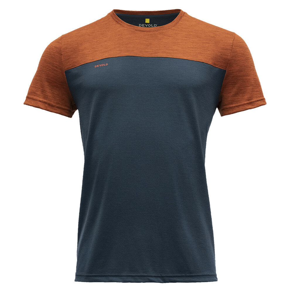 Merino tričko Devold NORANG MAN TEE