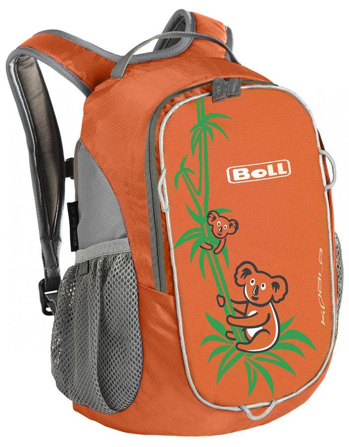 Oranžový městský dětský batoh KOALA 10, Boll - objem 10 l