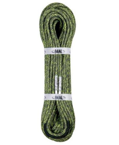 Zelené lano statické Back Up Line, Beal - délka 30 m a tloušťka 5 mm