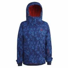 Zimní dámská bunda KARI TRAA Auka C-blue - velikost L