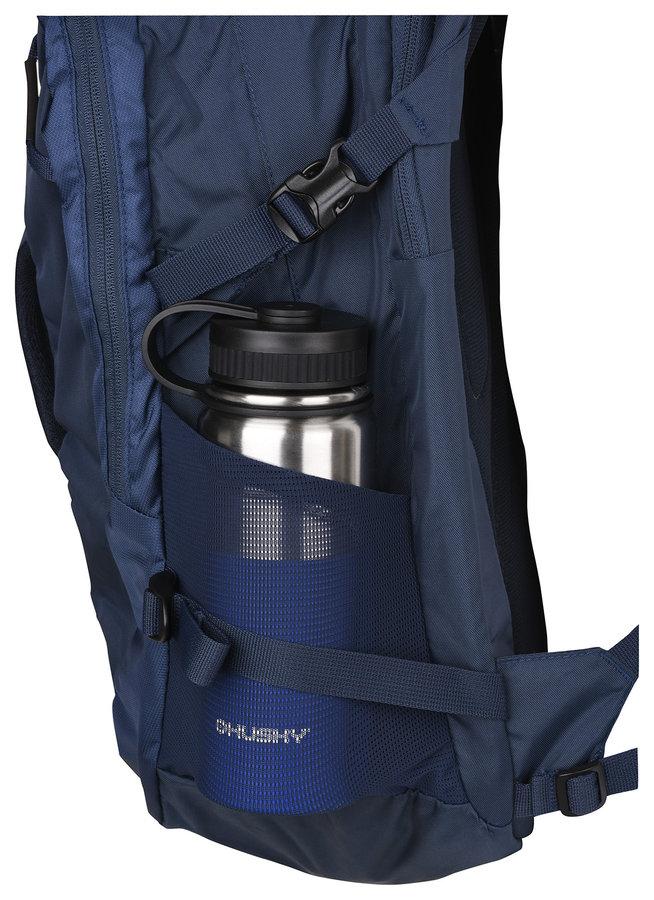 Modrý studentský batoh Promise 30l, Husky - objem 30 l