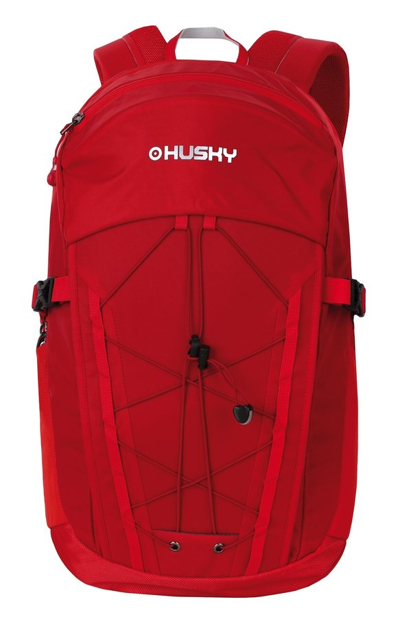 Červený městský batoh Nory 22l, Husky - objem 22 l