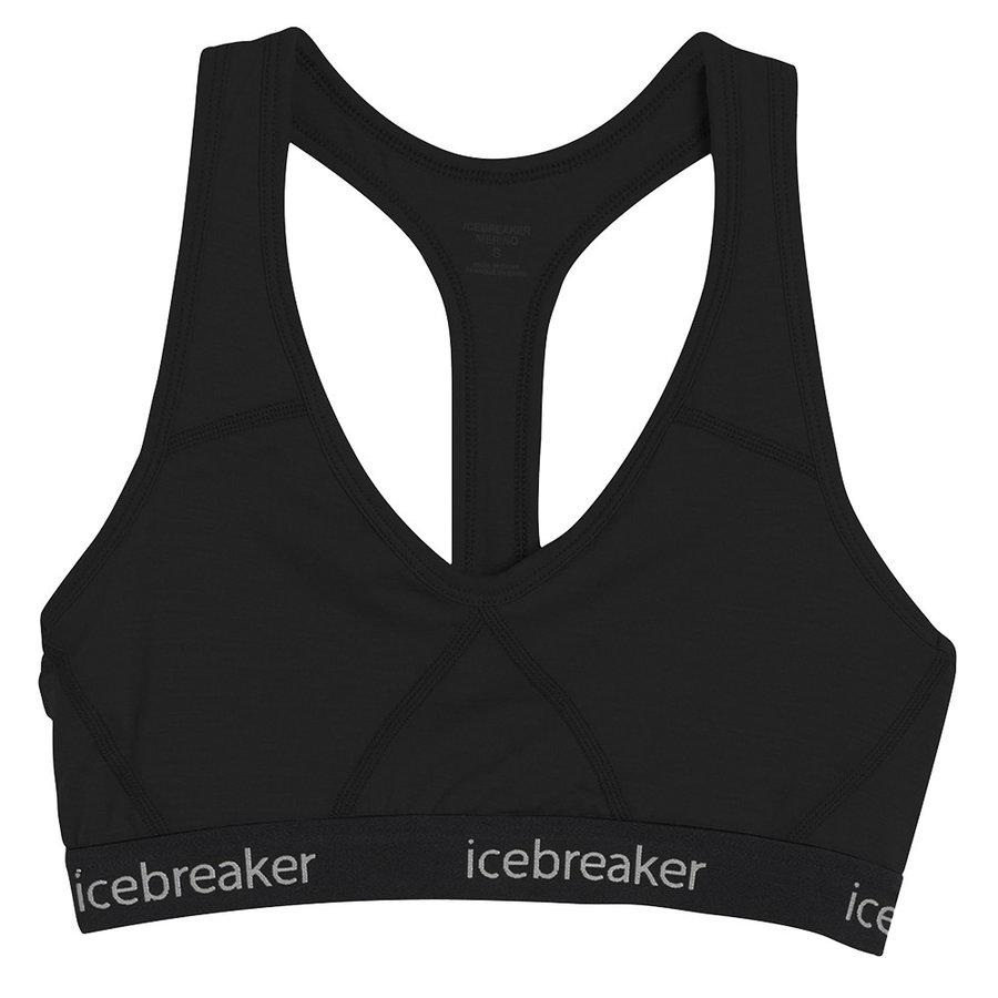 Merino dámská podprsenka Icebreaker Wmns Sprite Racerback Bra - velikost M