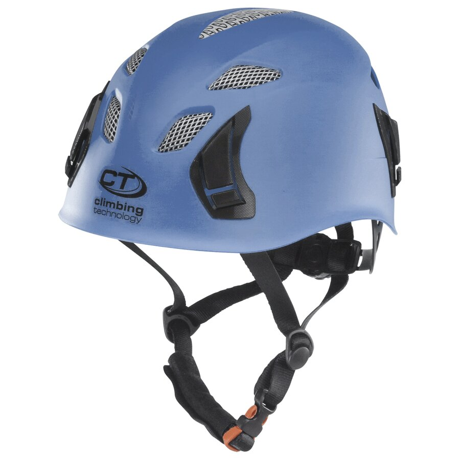 Modrá horolezecká přilba Climbing Technology Stark