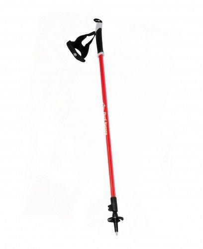Duralové trekové nordic walking hole Nordic Pro, Fjord Nansen - délka 135 cm