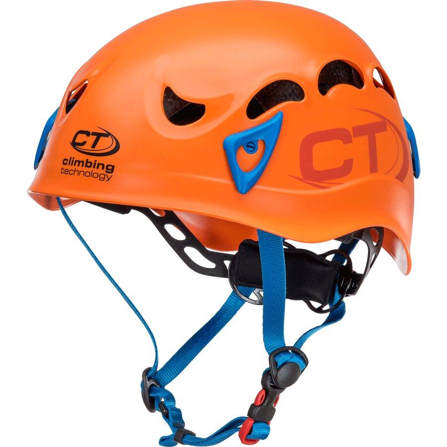 Oranžová horolezecká přilba Climbing Technology Galaxy