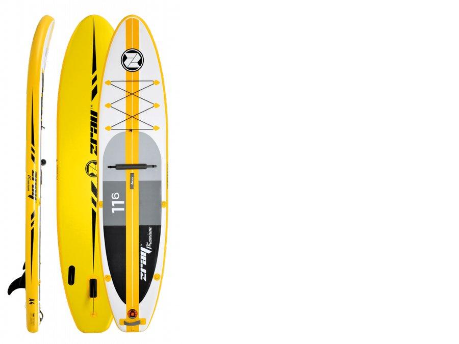 Paddleboard A4, Z-Ray