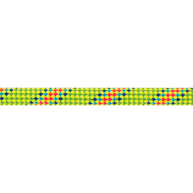 Zelené lano Virus, Beal - délka 60 m a tloušťka 10 mm