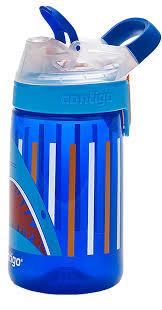 Modrá dětská láhev Autoseal HL Jessie 420, Contigo - objem 0,4 l