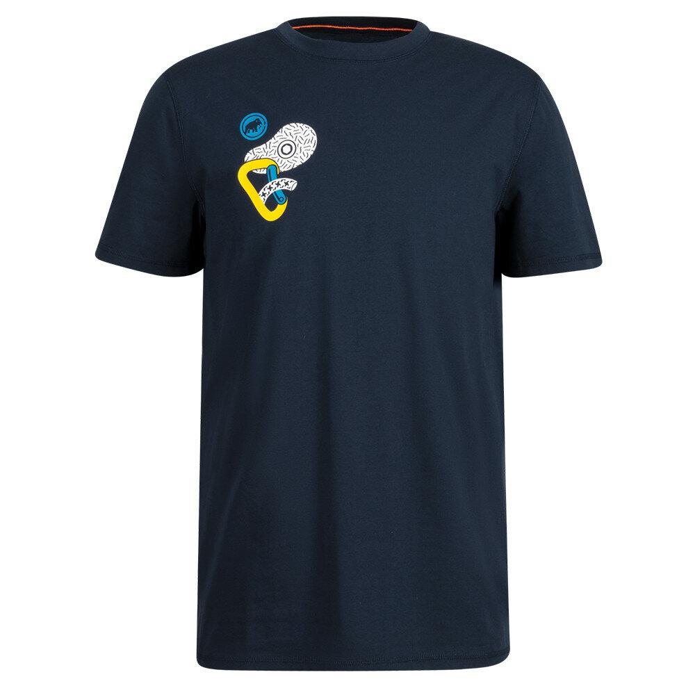 Tričko Mammut Massone T-Shirt Men - velikost M