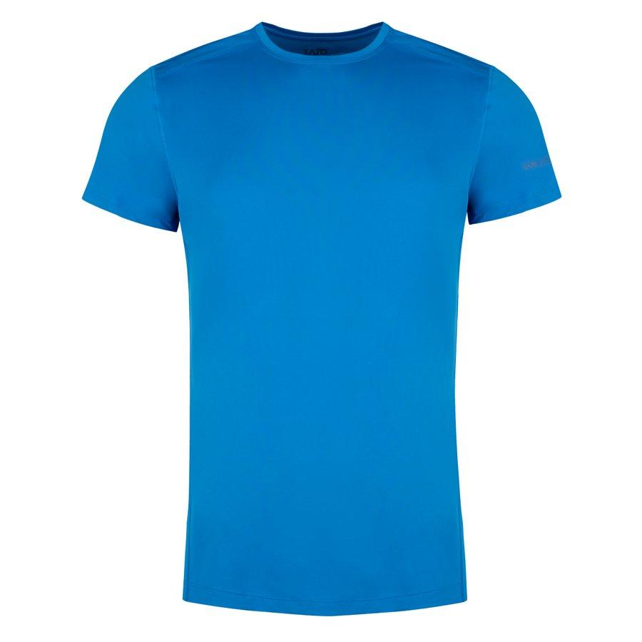 Modré pánské tričko Litio T-shirt SS, Zajo