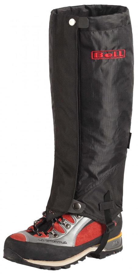 Černé návleky Ascent Gaiter, Boll - velikost XL
