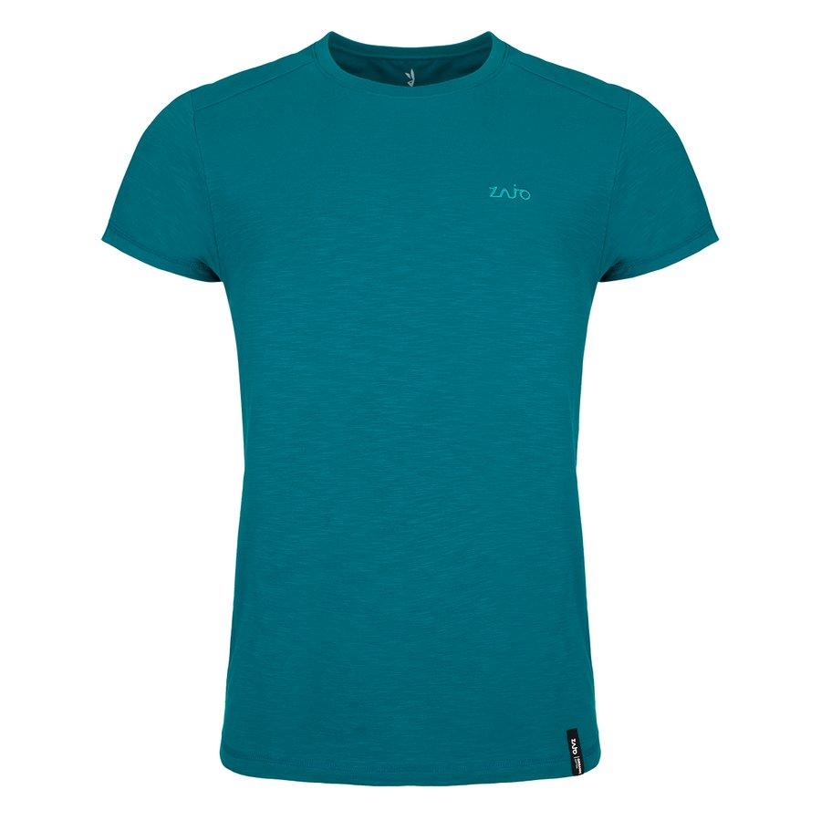 Modré pánské tričko s krátkým rukávem Sven T-shirt SS, Zajo