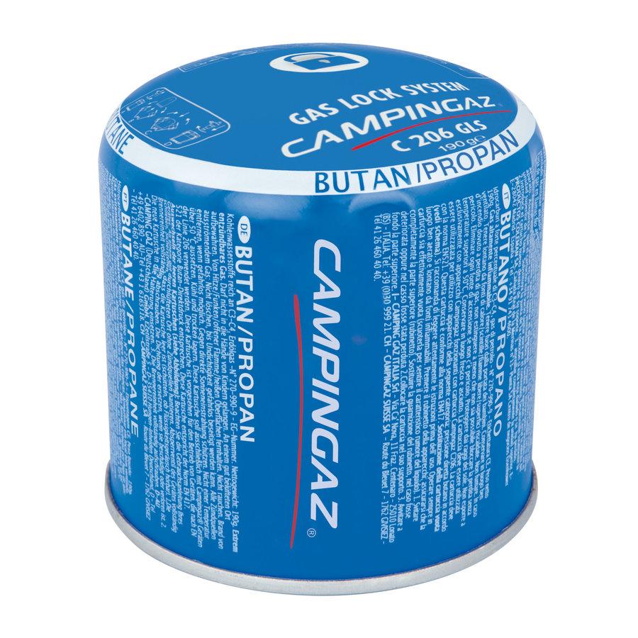 Plynová kartuše propichovací C 206 GLS, Campingaz