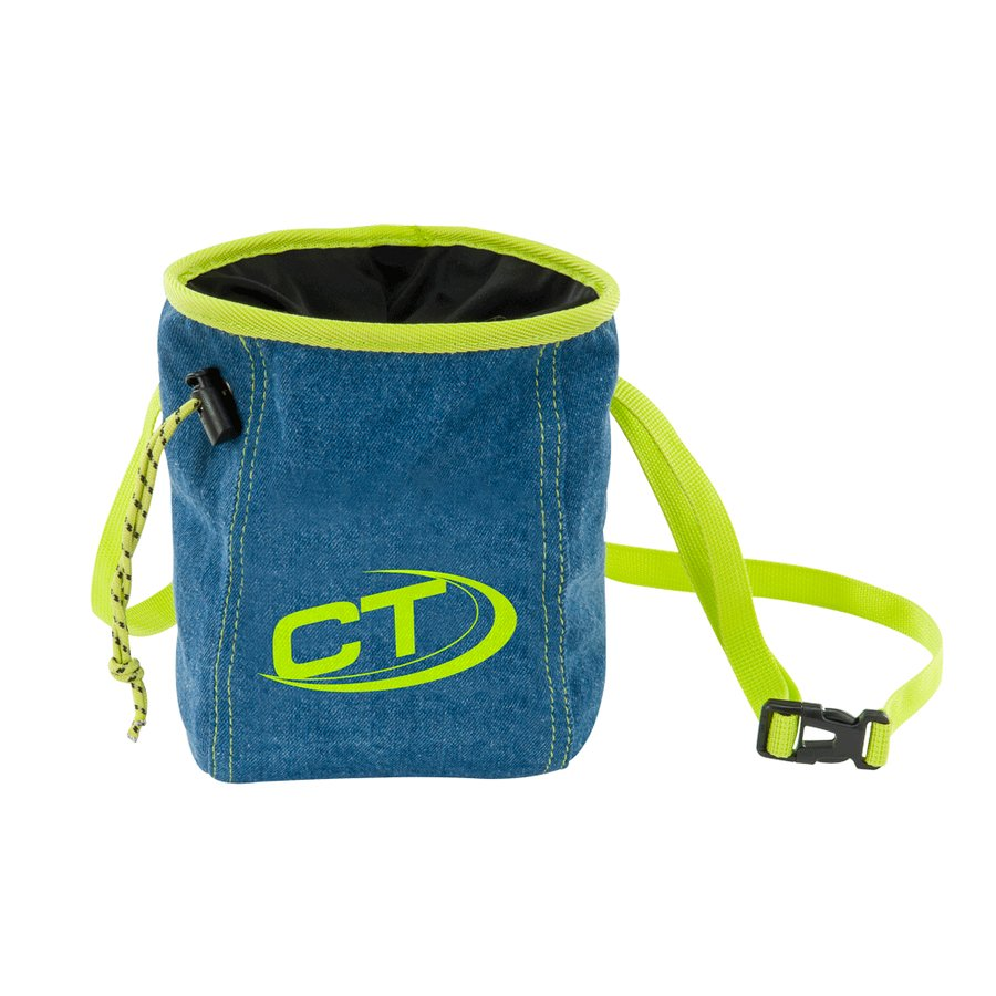 Pytlík na magnezium BLUEJ CHALK BAG, Climbing Technology