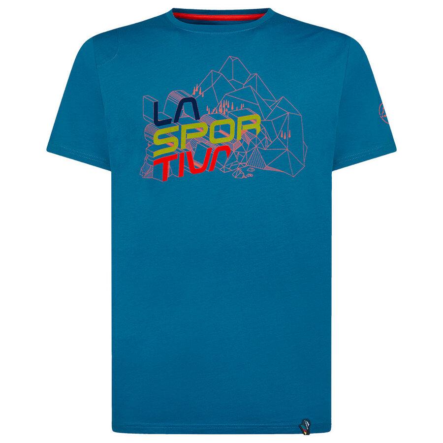 Tričko La Sportiva Cubic T-Shirt Men - velikost M