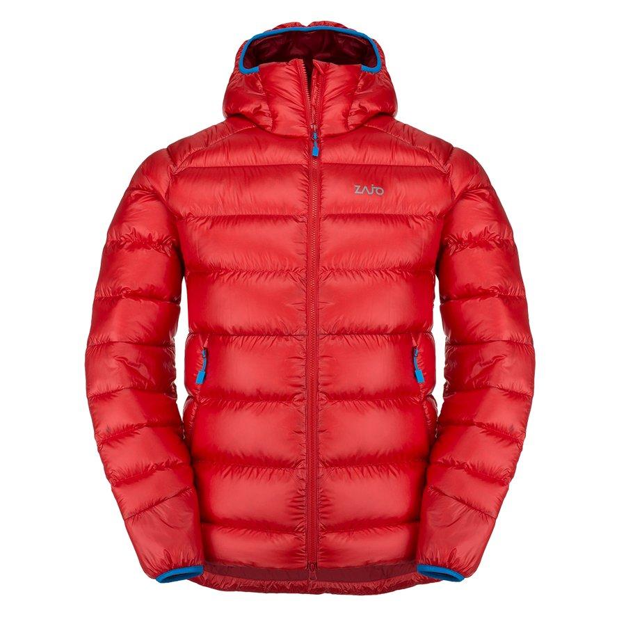 Péřová zimní pánská bunda Moritz Jkt, Zajo