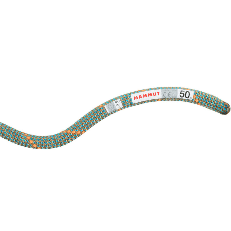 Lano Tendon 9.9 Crag Workhorse Dry Rope - délka 50 m a tloušťka 9,9 cm